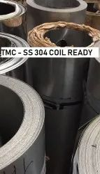 Jindal Stainless Steel 304 / SS 304 Coil, Packaging Type: Wooden Boxes