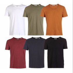 160 GSM Mens Cotton T-Shirt