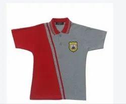 Plain School Summer T- Shirt