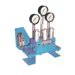 Hydraulic Distributor Valve