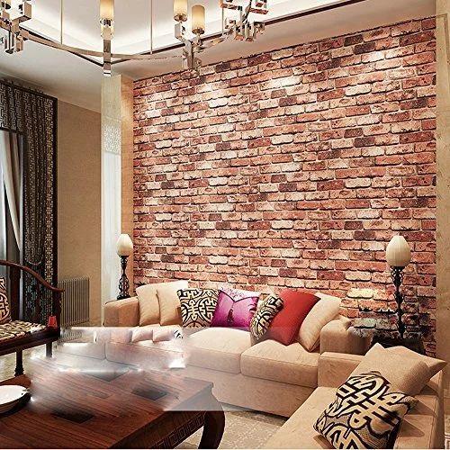 Decorative Drawing Room Wallpaper