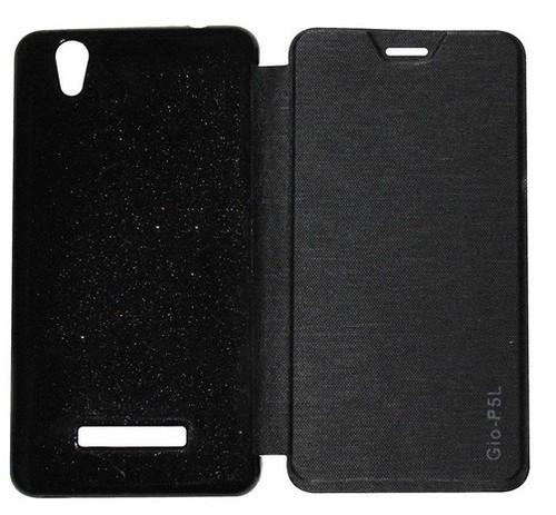 wholesale dealer c9dfc 3168a Flip Cover For Gionee Pioneer P5l Black