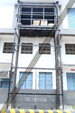 Hydraulic Structure Goods Lift