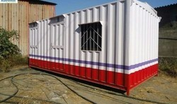 Easily Assembled Prefabricated Site Offices