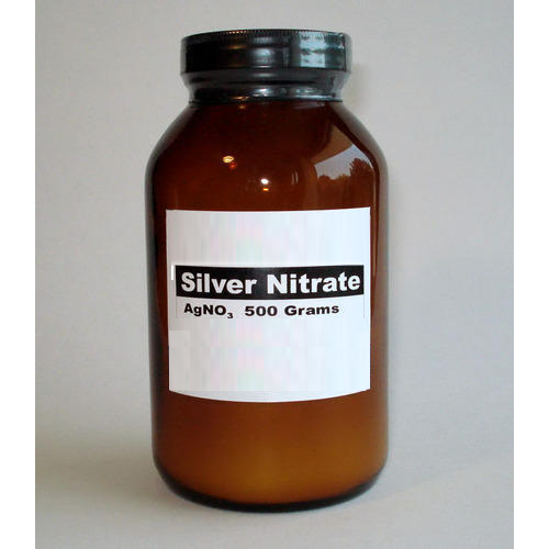 Silver Nitrate, Packaging Type: Glass Bottle
