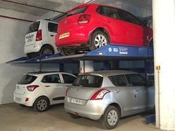 Hydraulic Car Parking Lift