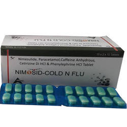 Nimesulide Anti Cold Tablets
