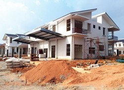 Building Construction For Banglow