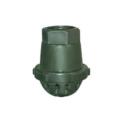 Plastic Green Washer Foot Valves