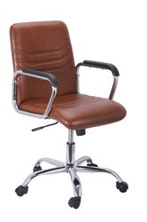 Low Back Revolving Chair 7522