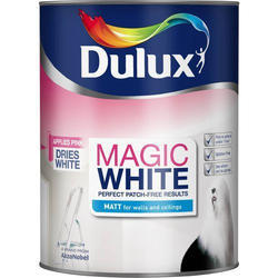 White Dulux Emulsion Paint, Packaging Type: Tin Container