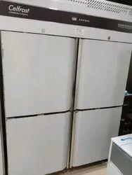 Double Door Vartical Refrigerator