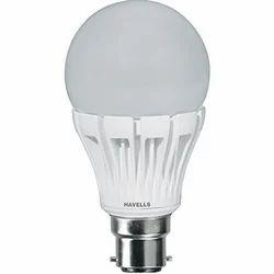 Cool Daylight, Cool Daylight Round Havells LED Bulb, 6 W - 10 W