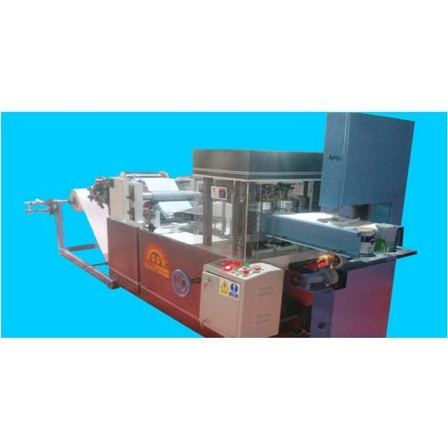 Hi-Speed Napkin Making Machine