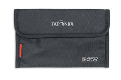 Tatonka Travel Folder RFID BVN / Black/Olive