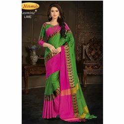 Ladies Colored Saree
