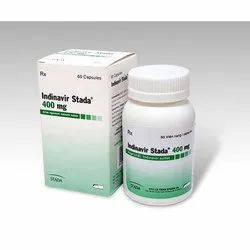 Indinavir Stada Tablet 400 mg