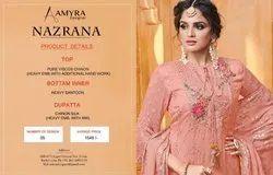 Beautiful Salwar Suit Nazarana