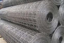 Welded Wire Mesh, For Industrial, Packaging Type: Roll