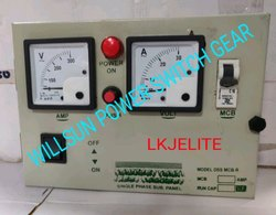 Water Filled Submersible Pump Panel