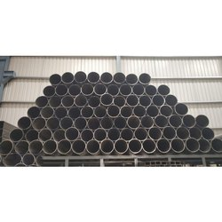 Mild Steel Galvanized APL Apollo Round Pipe