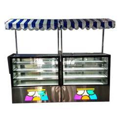SS Fast Food Display Counter