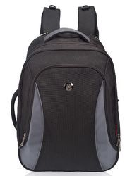 Laptop Trolley Black Rocker Cabin Size Bag