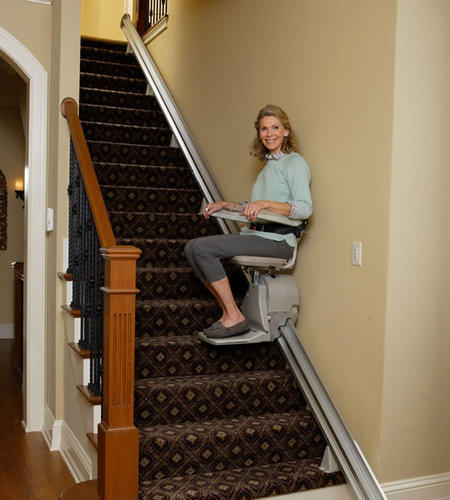 Stair Elevator, Curved Stairlifts, Stairway Lift, Stair Elevator, Home Stair  Lift, स्टैयर लिफ्ट in Gurgaon , Propus Inc | ID: 16377558348