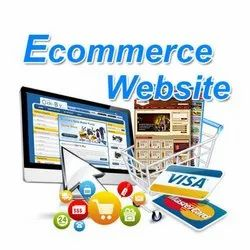 Dynamic E Commerce Website Designing Service, With 24*7 Support