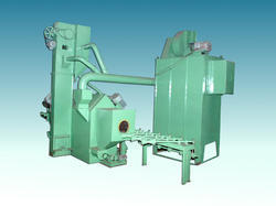 Cylinder Shot Blasting Machine