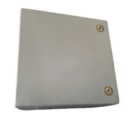 Mild Steel Grey Panel Box