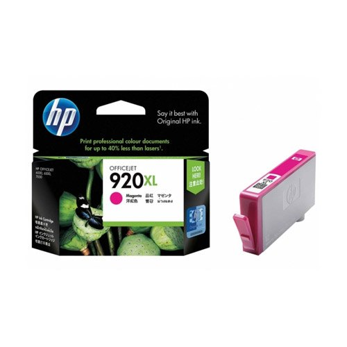 CD973AE HP 920xl Magenta Dye-Based Cartridges Price