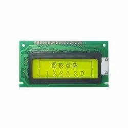 JHD12232D Y/YG 122x32 Dots Display