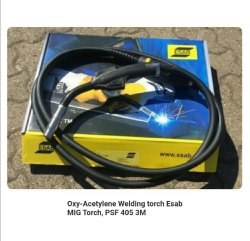 Esab Oxy-Actylene Welding Torch PSF 405 3M