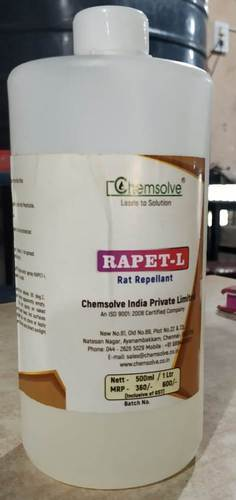 RAPET -L (Rat Repellant - Liquid)