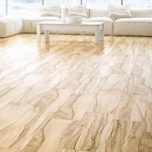 Light Brown Natural Wood Tiles Rs 500