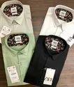 Mens Satin Shirts, Size: S-xxl
