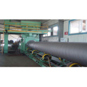 Large Bore Steel Pipe 3 PE Anticorrosive Production Line