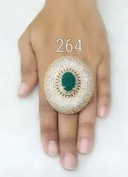Oval Finger Rings