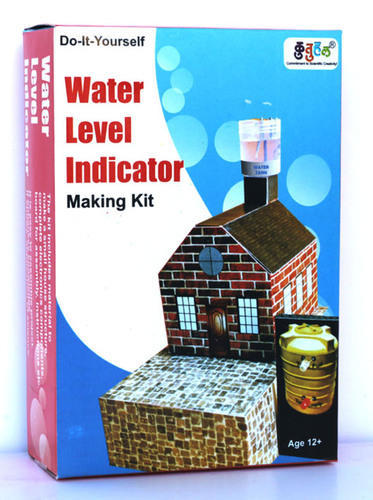 Water level indicator making kit at rs 240 piece electronics water level indicator making kit at rs 240 piece electronics electronic projects kutuhal science activities private limited pune id 12848832991 solutioingenieria Choice Image