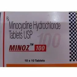 Minocycline Hydrochloride Tablet