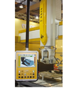 6 Axis CNC Bridge Saw Machine For Industrial