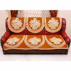 Cotton Designer Sofa Cover