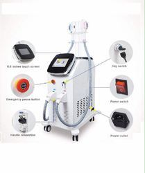 Double Handle Opt IPL Hair Removal Machine