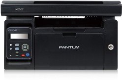 Black & White Pantum M6502 Laser Mfp (Black And White), 22ppm, Laserjet