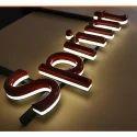 Spirit Signage Letter