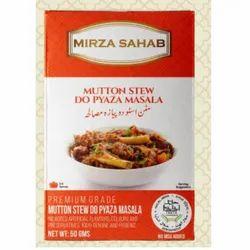 Mirza Sahab Mutton Stew Do Pyaza Masala