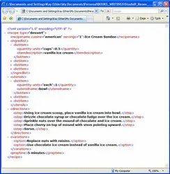 XML Tagging Service