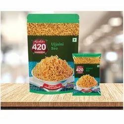 Ujjaini Sev Namkeen, Packaging Type: Packet, 46.40 G