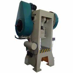 Mild Steel C Frame Power Press Machine